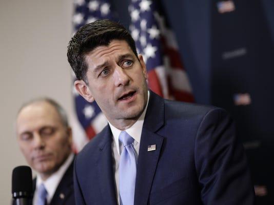 Paul Ryan, Steve Scalise
