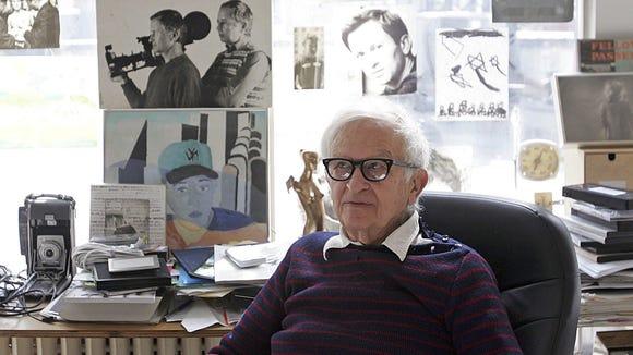 Albert Maysles was a pioneering documentary filmmaker.