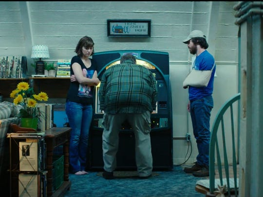 """What's going on in the mysterious shelter where """"10 Cloverfield Lane"""" is set? Go see it to find out."""