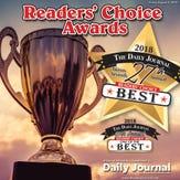 Readers' Choice Awards 2018.