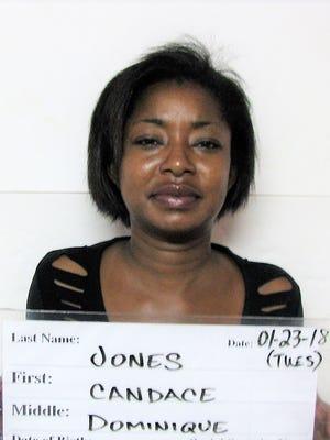 Candace Dominique Jones