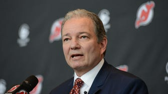 Devils general manager Ray Shero. Shero talks about the upcoming NHL draft, former star Ilya Kovalchuk and current star Cory Schneider in a wide-ranging phone interview with The Record on Thursday, May 25, 2017.