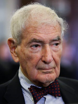 This 2010 photo shows Comcast Corporation founder Ralph Roberts