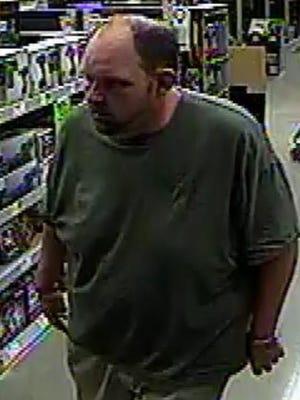 Greer Police seek assistance identifying this man.