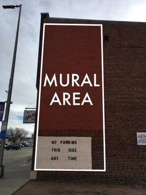 The Stevens Point Brewery and CREATE Portage County are seeking artists interested in creating a mural on the side of the building at 925 Clark Street in downtown Stevens Point.