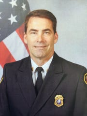 Canaveral Fire Rescue Chief Dave Sargeant