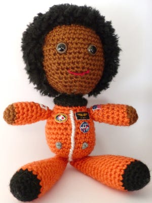 Pay homage to some of the most prominent women in science, technology, engineering and math using amigurumi, the Japanese art of crocheting dolls during a free workshop beginning at 5:30 p.m. on Aug. 8, in the Imaginarium at Mead Public Library.