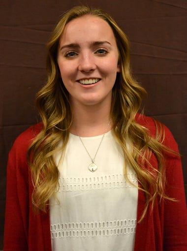 Abby Brown, Cedar High School. Science.