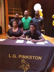 Zakari Hart will join the LSUE men's basketball team
