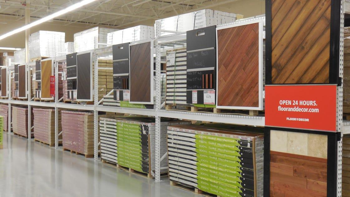 Floor Decor to open first Cincinnati store