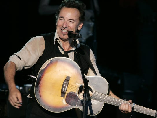 Bruce Springsteen, 2006 at Ruoff Home Mortgage Music