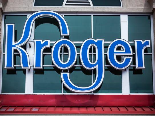 Kroger in New Castle, Ind.