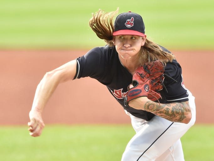 June 19: Mike Clevinger, Indians, 10 vs. White Sox.