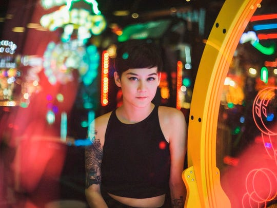 Michelle Zauner brings her pop project Japanese Breakfast to Winooski on Sunday.