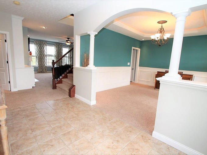 This $375K 6 bedroom, 4.5 bath home in Lafayette has