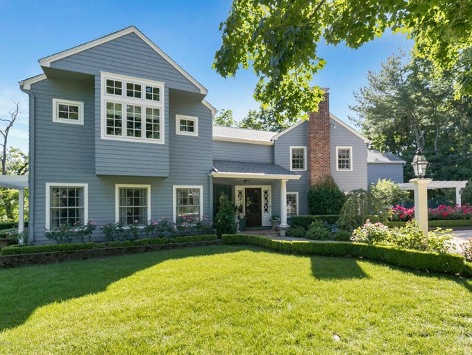 19 Haggers Lane in Fair Haven  has modern charm