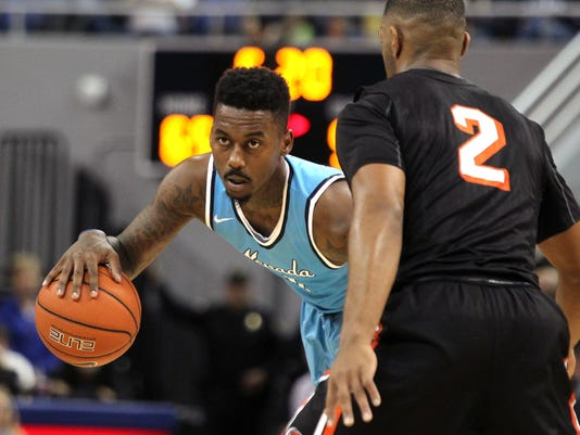 NCAA Basketball: Pacific at Nevada