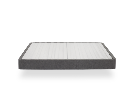 The Casper foundation is a solid accessory to your mattress.
