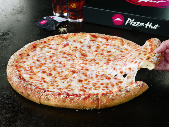 Members of Pizza Hut's loyalty program, Hut Rewards, have a chance to win a free pizza if a touchdown is scored in first 14 seconds of the game.