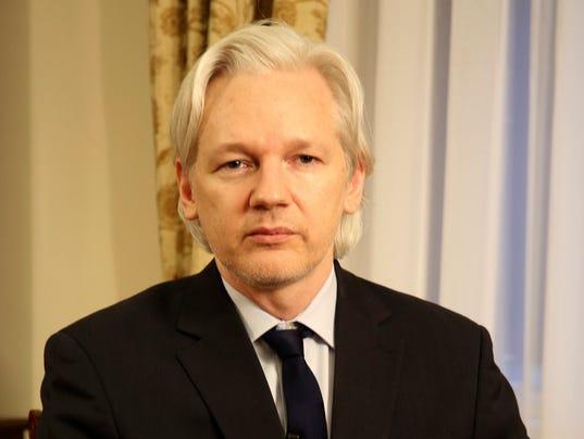 assange letter