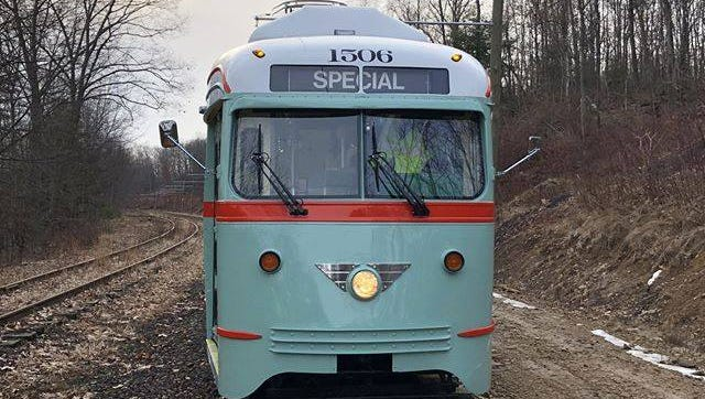 Brookville Equipment Corp. in Pennsylvania is refurbishing six of the original streetcars that rolled along El Paso streets until 1974.