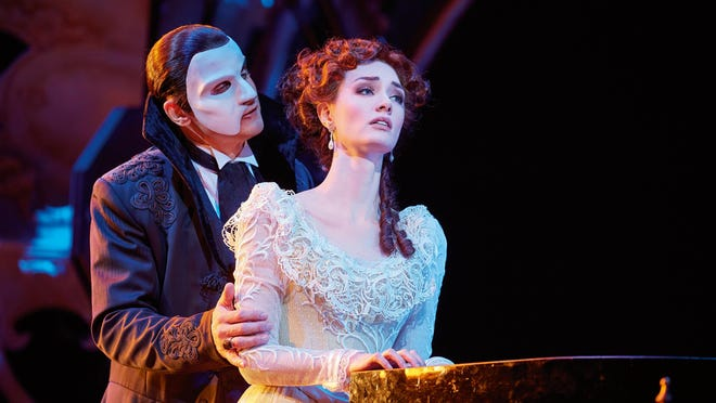 """Andrew Lloyd Webber's """"Love Never Dies"""" is the passion-filled sequel to """"Phantom of the Opera."""""""