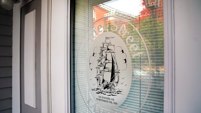 The Daniel Street Tavern in Portsmouth is one location announced by the state Department of Health and Human Services as a site of possible community exposure to COVID-19.