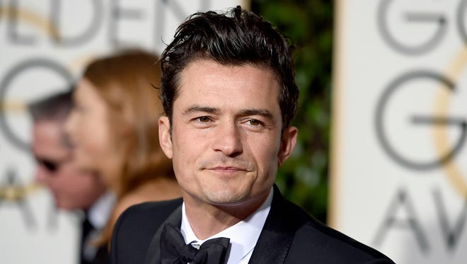 Orlando Bloom in a pic that is SFW.