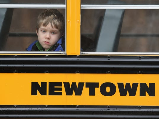 Newtown school shooting