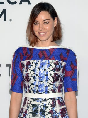 """Delaware's own Aubrey Plaza (""""Parks and Recreation"""") is 30."""