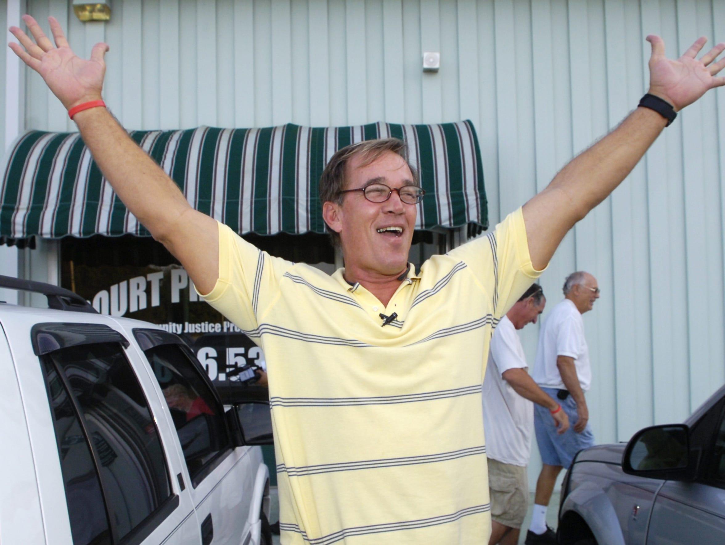 Craig Bailey / FLORIDA TODAY William Dillon throws