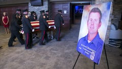 Phoenix firefighter found at Arizona National Guard base died of drug overdose