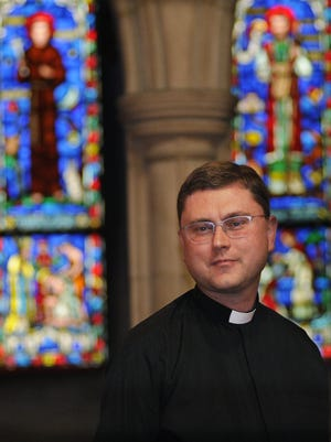 Gregory Lisby is a former priest at All Saints Church in Worcester.