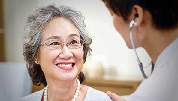 Medicare's annual wellness visit is available to any