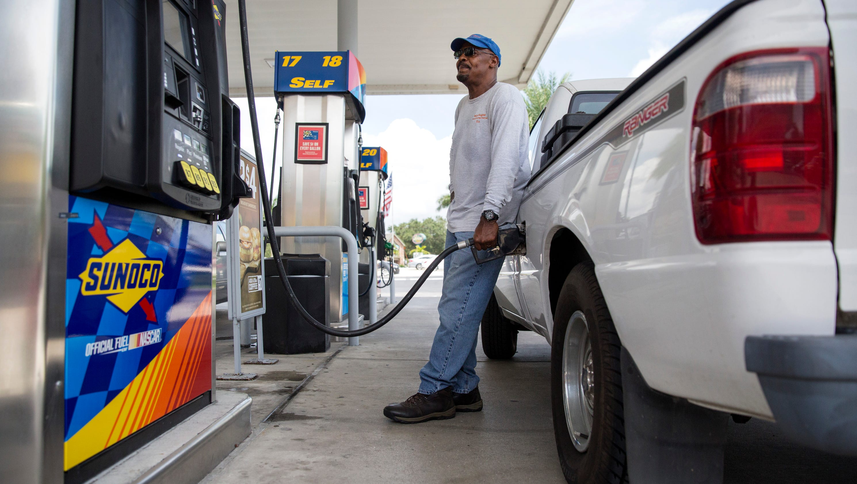 gas prices spike 7 cents in florida analysts predict more increases