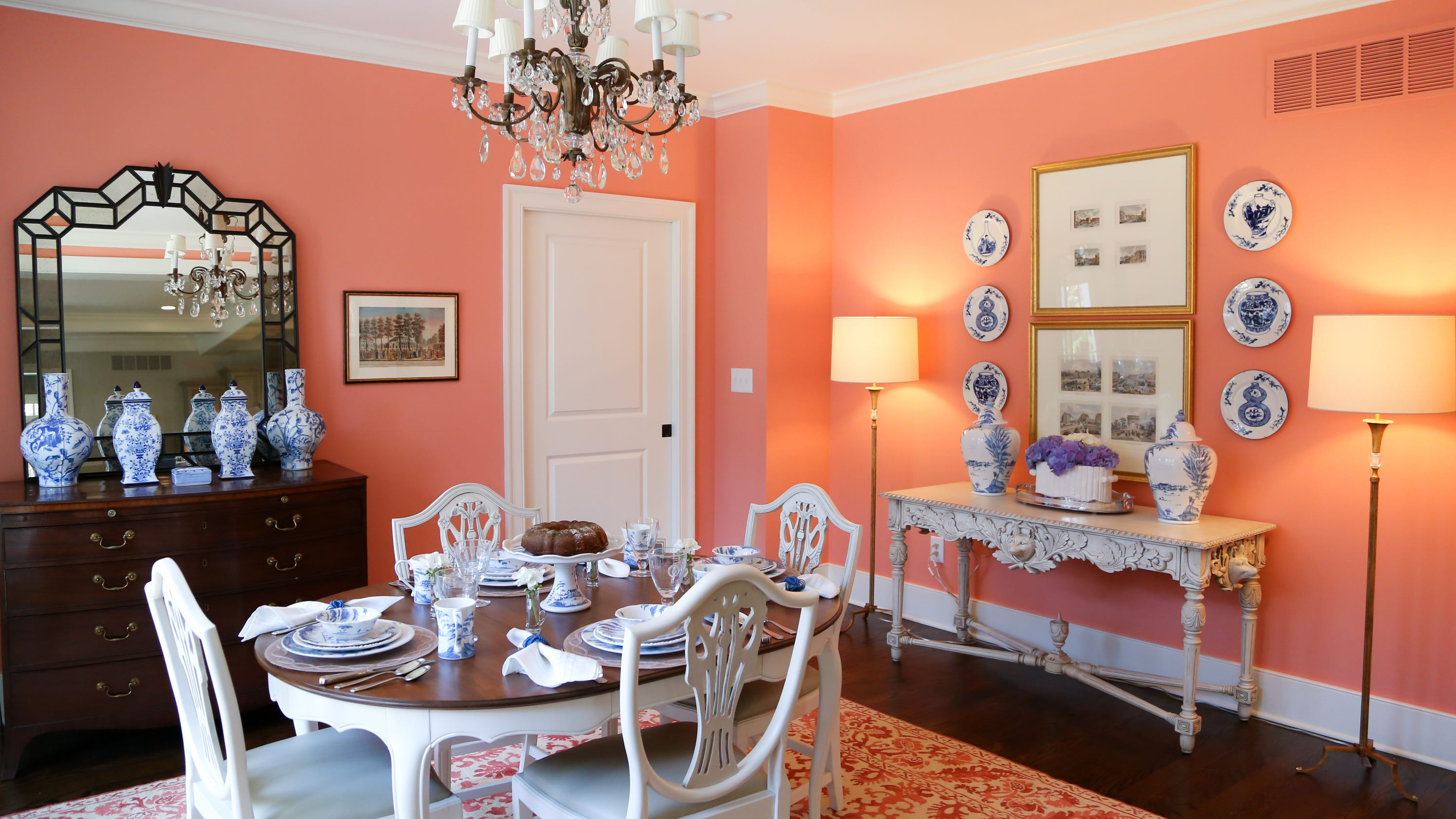 Decorators 39 Show House Features 2 Homes This Year