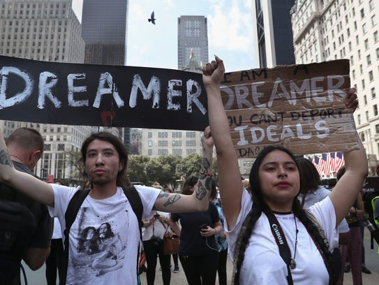 The future of the Deferred Action for Childhood Arrivals