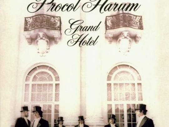 """Grand Hotel,"" Procol Harum"