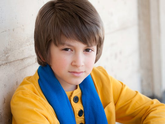 """Josiah Cerio will portray young Q in """"Paper Towns."""""""