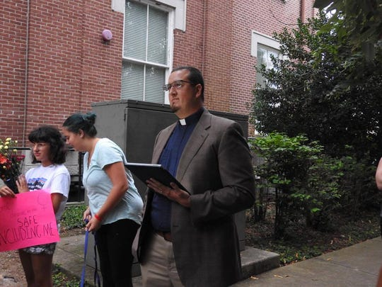 The Rev. Michael L. Jannett is pastor of Advent Lutheran Church, which recently released the Statement of Welcome in response to the widely controversial Nashville Statement.