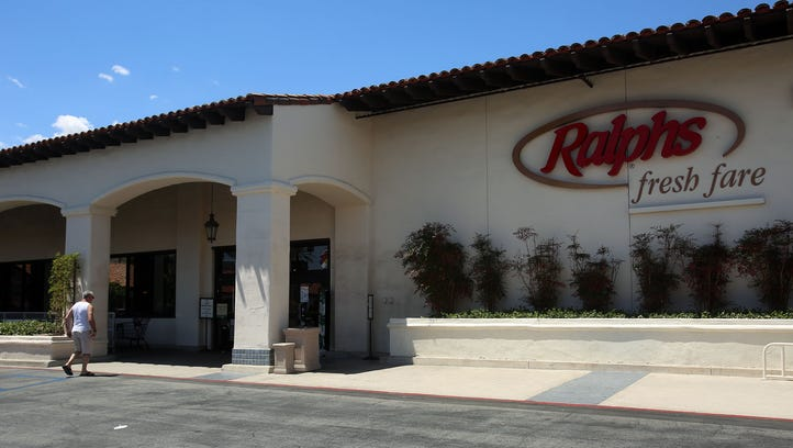 Ralphs grocery store, seen Monday, May 2, 2016, is