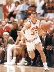 Leary played on two Big Ten champions at IU and a Final Four team.