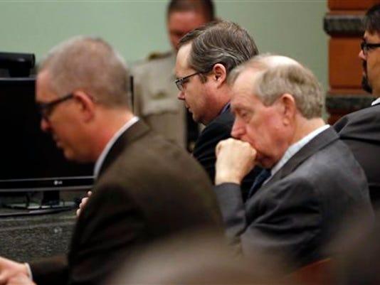 District Attorney Dead-Texas