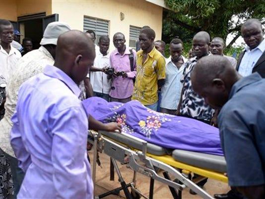 South Sudan Journalist Killed