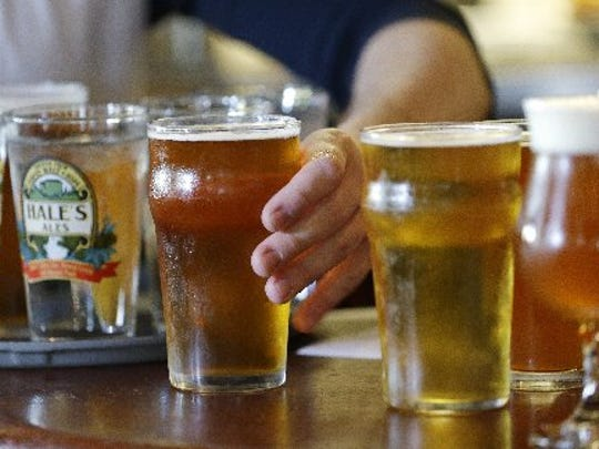 The Treasure Coast Beer Fest is 1 to 5 p.m. Saturday