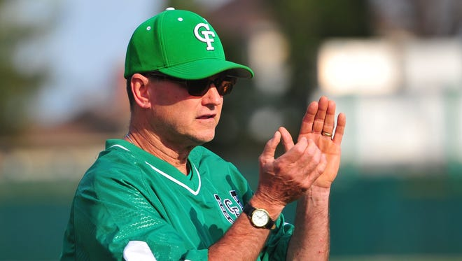Clear Fork head baseball coach Rusty Staab has built up a 263-150 record across 18 total seasons with the program.