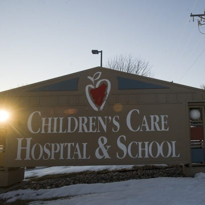 Children's Care Hospital & School at 2501 W. 26th St.