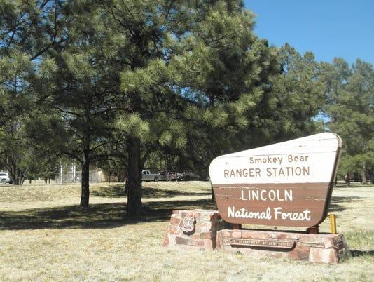 Smokey Bear Ranger District