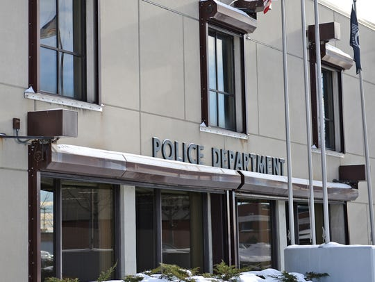 Green Bay Police Department, 307 S. Adams St.