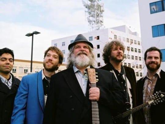Leftover Salmon will perform May 4 at Newberry Opera House.
